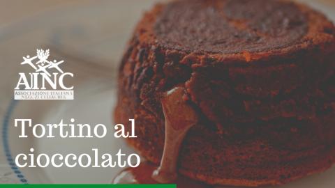 Le ricette di AINC: Tortino al cioccolato senza glutine