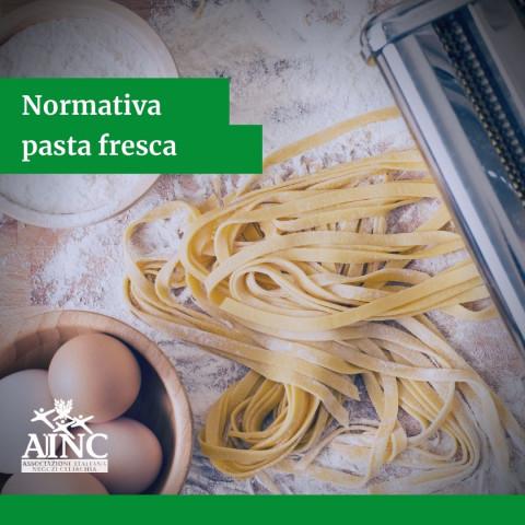 Normativa pasta fresca